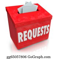Begging - Requests Suggestion Box Wants Desires Submit Ideas