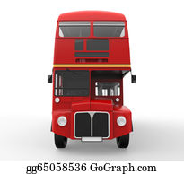 Bus-Drivers - Red Double Decker Bus