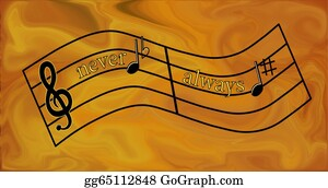 Musical-Notes - Always Be Sharp!