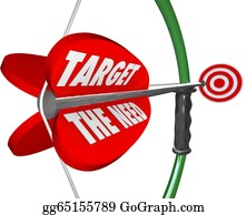 Void - Target The Need Bow And Arrow Serving Customers Wants