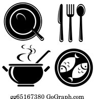 Dinner-Icons - Food Icons Set