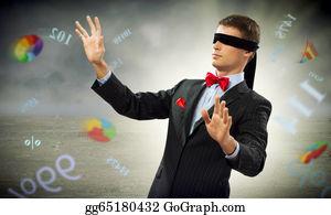 Hard-Cash - Young Blindfolded Man