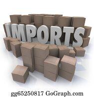 International-Trade - Imports Cardboard Boxes International Trade Warehouse