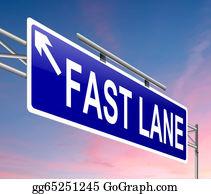 Lane - Fast Lane Concept.