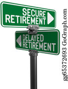 Retirement - Delayed Or Secure Retirement Fund Plan