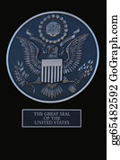 Military-Eagle-Emblem - Seal Of United States