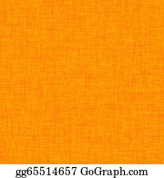 Rudeness - Flax Orange Background