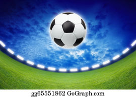 Football-Abstract - Soccer Background
