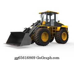 Hydraulic - Wheel Loader Bulldozer