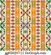 Apache - Seamless Pattern Decor