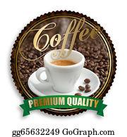 Coffee-House - Label Of Premium Quality Coffee