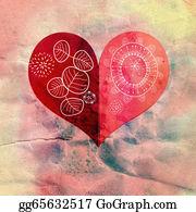 Unusual-Valentine - Decorative Heart