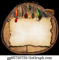 Trunk - Fishing Tackle Background - Trunk