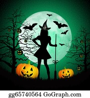 Scary-Pumpkin - Happy Halloween