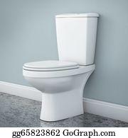 Lid - New Toilet Bowl