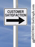 One-Direction-Road-Sign - Customer Satisfaction