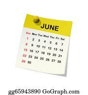 Sheet - 2014 Calendar For June.