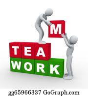 Congregation - 3d People Teamwork Concept