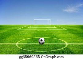 Lawn-Mower - A Ball On Football Field