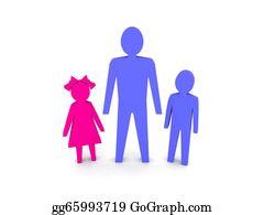 Parent -  Man With Children.
