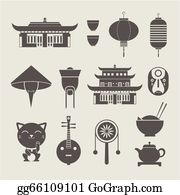 Dinner-Icons - Chinese Travel Icons