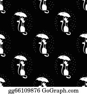 The-Family-Cat - Seamless Pattern