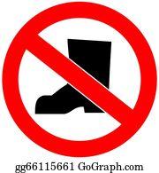 Shoes - No Shoes Allowed