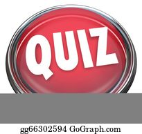 Lottery-Winner - Quiz Red Button Word Test Evaluation Exam