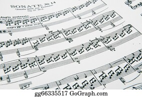 Sheet-Music - Music Note Sheet