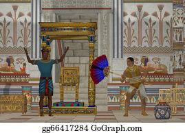 Pharaoh - Ancient Egyptian Men