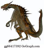 Horned-Lizard - Hunter Dragon