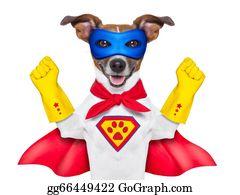 Superman - Super Hero Dog