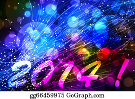 Happy-New-Year-2014 - Happy New Year 2014 Background