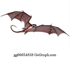 Horned-Lizard - Black Red Dragon