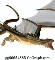 Horned-Lizard - Blue Wasp Dragon Swoop