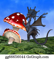 Horned-Lizard - Tiny Fury Dragon