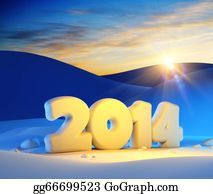 Year-2014 - New Year 2014