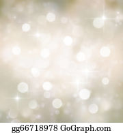 Christmas-Gold - Festive Bokeh Background