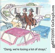 Car-Lot - Losing Strays