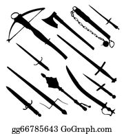 Crossbow - Antique Hand Weapons