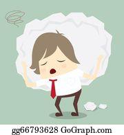 Hard-Work - Popular Businessman Serious Stress Concern Confused Hard Work