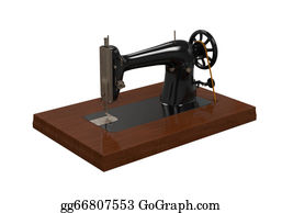 Sewing-Machine - Antique Sewing Machine