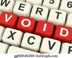 Void - Void Keys Show Invalid Or Invalidated Online