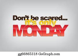 Weekday - Monday Background