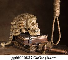 Wig - Noose And Judge's Wig