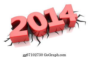 Calendar-For-January-2014 - New Year