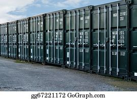 Self-Storage - Shipping Containers