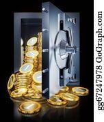 Bank-Vault - Savings