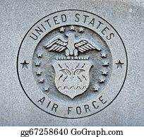 Military-Eagle-Emblem - Air Force