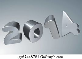 New-Year-2014 - 3d Happy New Year  2014